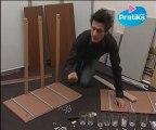Comment assembler la commode 3 tiroirs MALM d'IKEA - 1/6