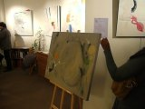 """Vernissage Expo """"Evanescence"""" Galerie Lumières de l'Art 2010"""