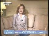 Isabelle Huppert - 62ème Festival de Cannes