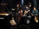 a. schmidt (p) trio + REGIS MOLINA (sax) @ a-trane 2011