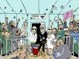 Rached Ghannouchi une star londonienne ?