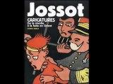 Livre : JOSSOT Caricatures - De la révolte à la fuite en Ori