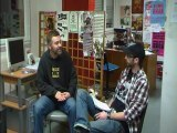 Interview Manu, label Les Disques Plâtre (Chalon - 5/03/11)