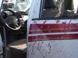 Libia: Ras Lanouf, una ciudad desierta tras los bombardeos