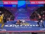 Astro Boy & Bengala vs Apocalipsis & Bronco