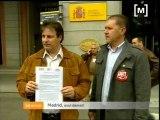 Els treballadors d'AENA anuncien vaga