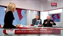 LE 19H,Denis Tillinac, Jean-René Lecerf et Martial Bourquin