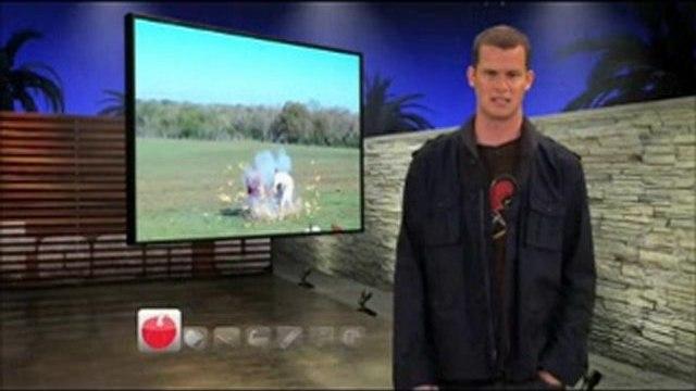 Watch Tosh.0 Season 3 Episode 9 Episode 9 PART 1