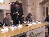 Intervista a Tommaso Leonetti all'incontro Confesercenti Andria coi 5 Candidati Sindaco
