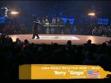 Hip Hop Dance : Tony GoGo, the locking judge