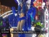 Le carnaval de Rio bat son plein - no comment