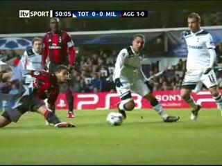 Tottenham Hotspur v AC Milan