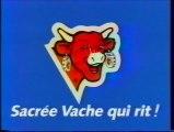 Publicité Apéricube Vache Qui Rit 1992
