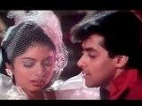 Salman Khan& Bhagyashree in Mere Rang Mein - Maine Pyar Kiya