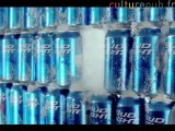 House of Beer: drink the walls! / Bud Light.