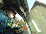 Rallye Baldomérien ES2 Embarquée SOULIER / PRADIER Megane A7