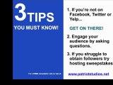 Patriot Studios - Social Media Marketing Experts!