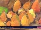 exposition du peintre Jacques Deshaies au Carrefour des Arts