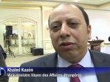 """La Libye """"suspend"""" ses relations diplomatiques avec la France"""