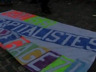 Mobilisation anti G20 et G8 à Orléans