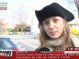 Rentrée Scolaire 2011 : Le Lycée Pasteur dit non ! (Lille)