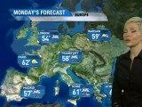 European Vacation Forecast - 03/12/2011