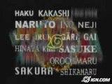 Naruto - Jeux Intro 2