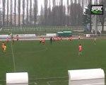 Détection U17 et U19 - Match des U17 (2ème mi-temps - 1/2)
