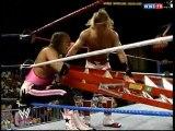 Wwe-Fr.Net - Ladder Match - 1er Match [Hbk Vs. Bret Hart]