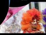 Les masques du Carnaval de Venise - Mars 2011