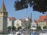 Lindau Harbor - Great Attractions (Lindau, Germany)