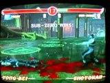Gamer Night #3 - Mortal Kombat: Deadly Alliance - Match 3