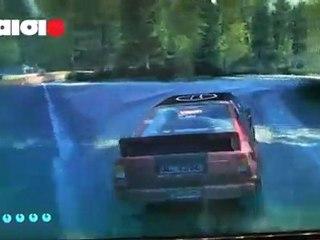 Vidéo de Gameplay de DIRT 3 au CeBit 2011 de DIRT 3