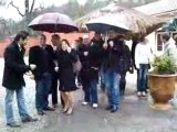 chantons sous la pluie le 12 mars 2011