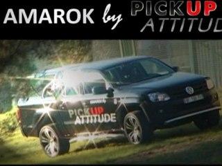 VOLKSWAGEN AMAROK By PICKUP ATTITUDE