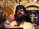 Pr Calistrat Chifan - Duminica Sf Ioan Scararul 6-04-97- 1/5