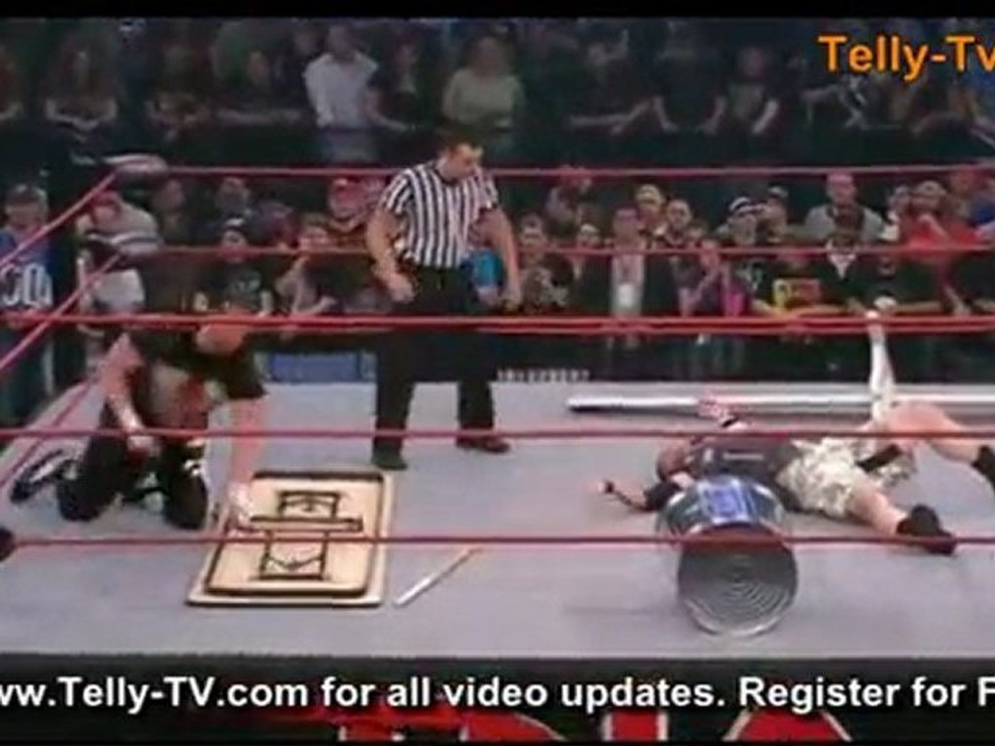 Telly-Tv.com - TNA Victory Road 2011 14th March 2011 pt2