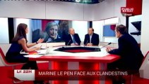 LE 22H,Julien Dray, député socialiste de l'Essonne
