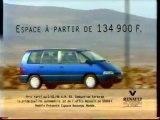 Publicité Renault 1996