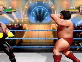Gameplay de WWE All Stars
