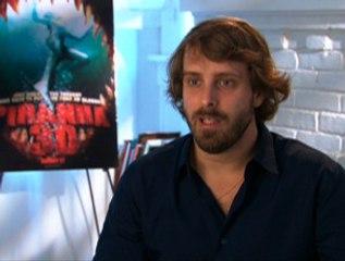 Piraña 3D - Su director, Alexandre Aja