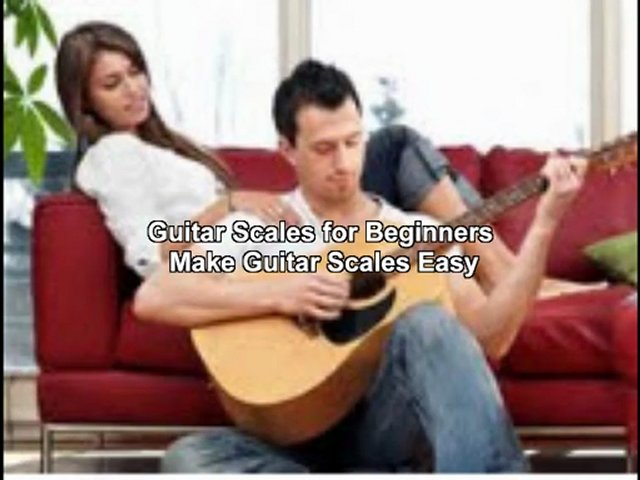 list of guitar scales