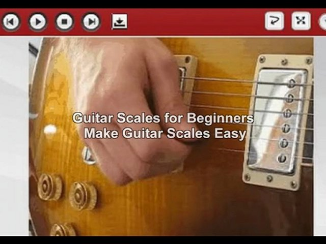 cool guitar scales