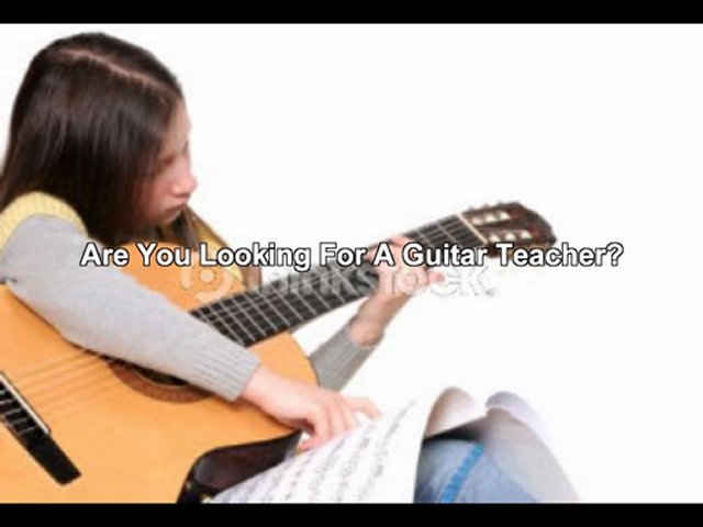 guitar lessons scales