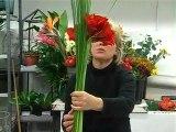 Composez un bouquet d'Amaryllis avec les Ateliers d'Aquarelle