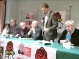 Cantonales 2011 - réunion publique à Manosque - 10 mars