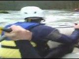 Sortie Rafting dans les gorges de l'Orne