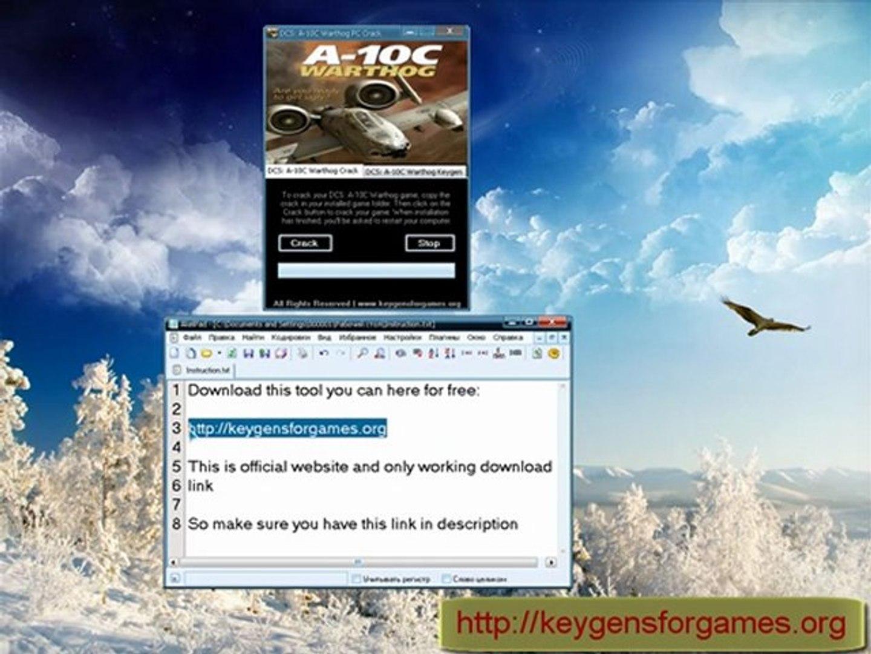 Dcs a10 warthog download torrent