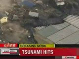 Japon 8.9 Tremblement de terre live tsunami