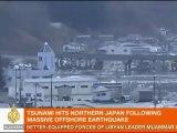 Japon tsunami tremblement de terre de 8,9